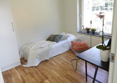 SegePark lilla sovrummet