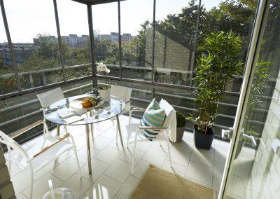 SegePark balkong
