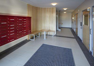 SegePark lägenhet ingång