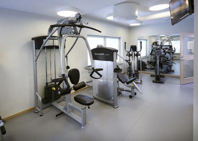 SegePark lägenhet gym
