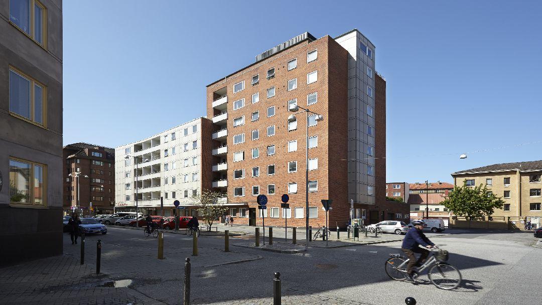 Möllevångsgatan, Malmö