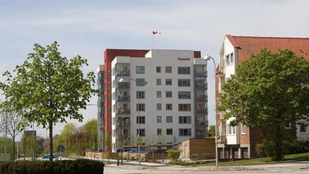 Rosenhill, Ystad