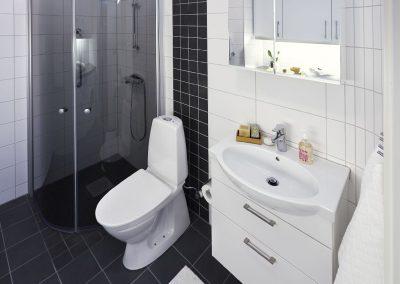 SegePark Lägenhet badrum